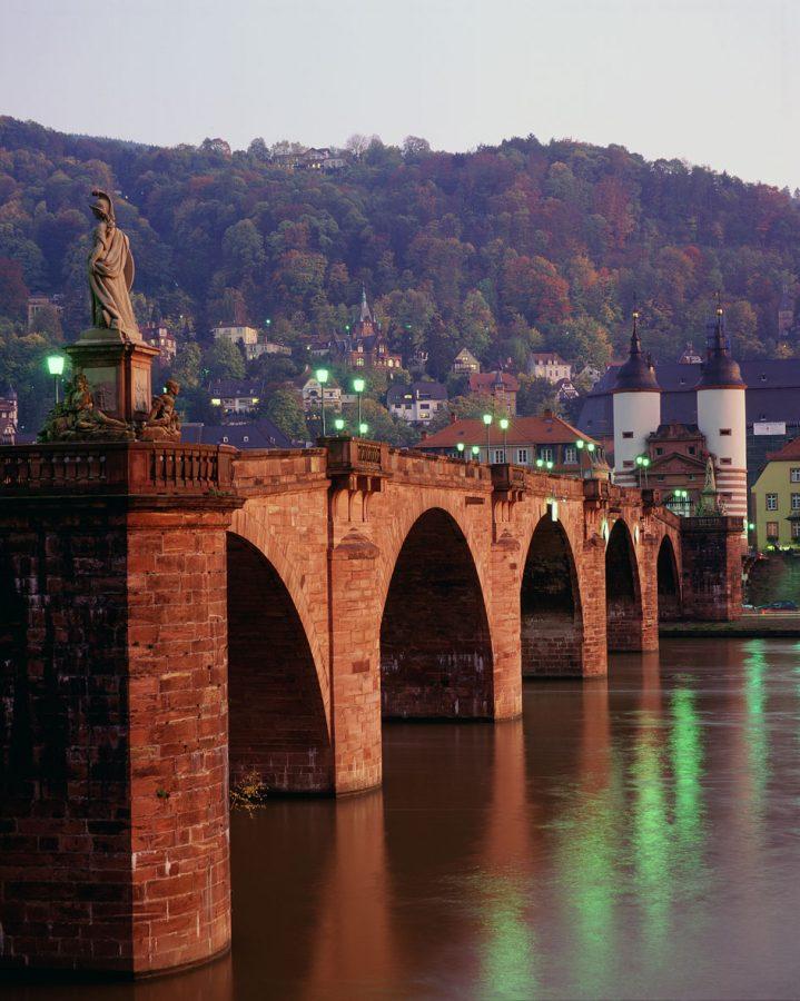 Heidelberg Alte Brücke (photo: Heidelberg Tourism)