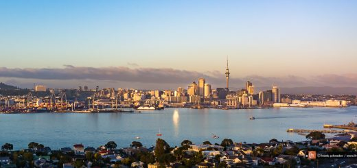 Auckland, New Zealand (photo: www.frankschrader.us)