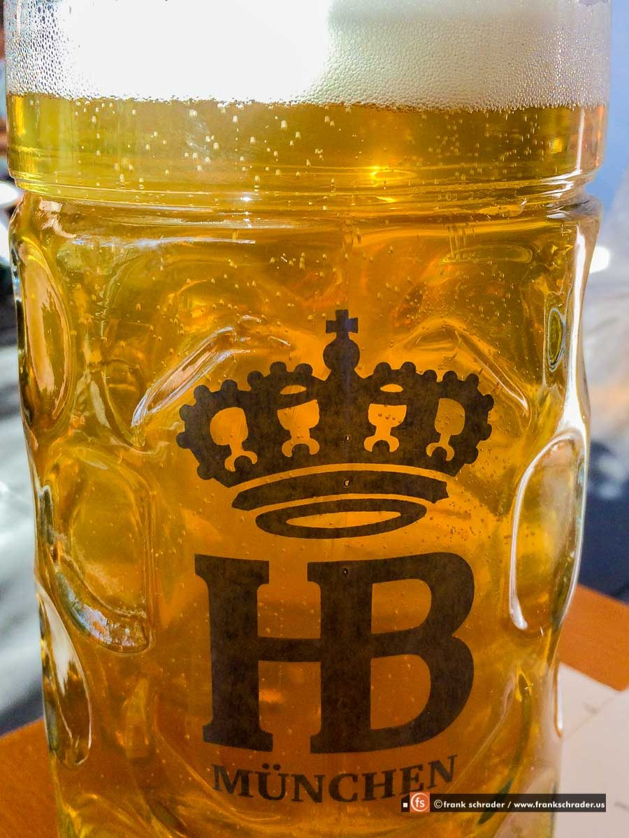 HB (Hofbräu) Beer Mug (photo: www.frankschrader.us)