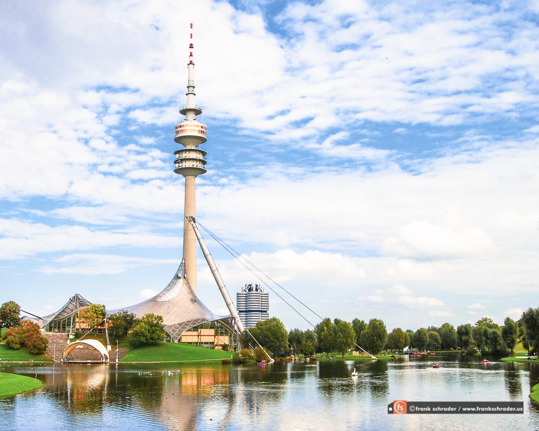 munich olympic park photo wwwfrankschraderus - Must See Munchen