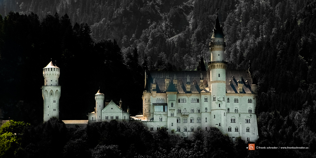 Neuschwanstein Castle (photo: www.frankschrader.us)