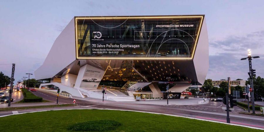 Porsche Museum in Stuttgart (photo: Porsche)