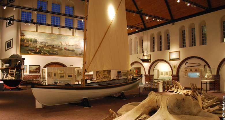 Schifffahrtsmuseum / Maritime Museum Kiel