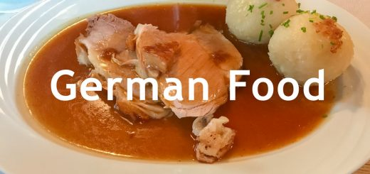 German Food Specialties
