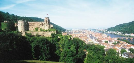 Heidelberg Castle, Germany (photo: Heidelberg Tourism)