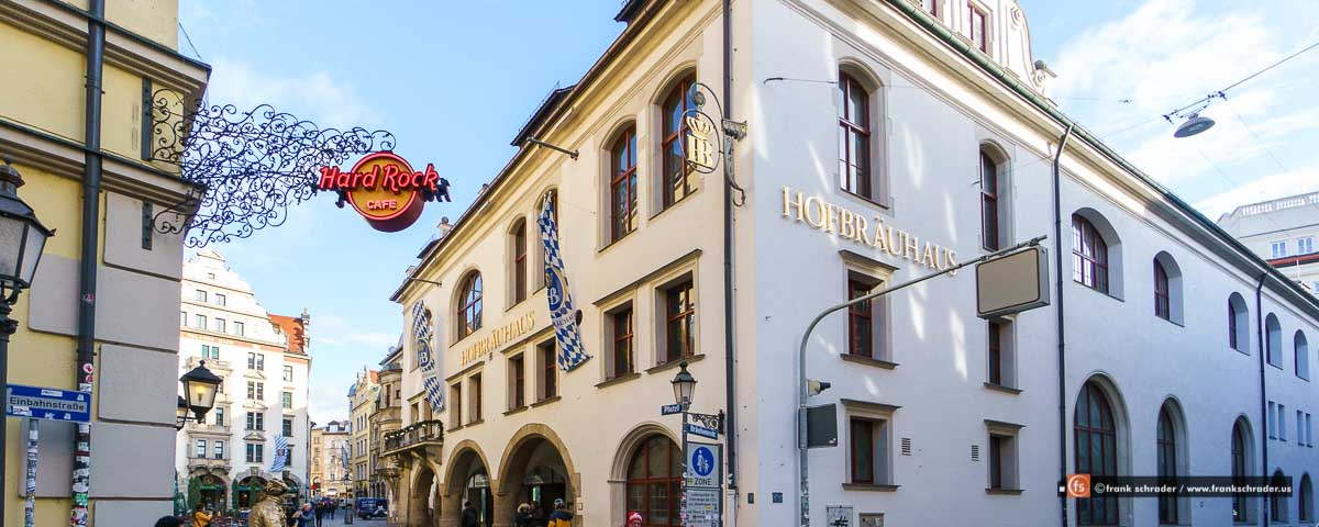 Hofbräuhaus Munich (photo: www.frankschrader.us)