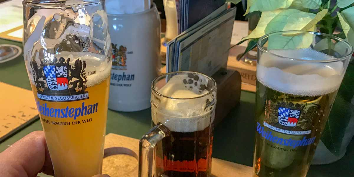 Weihenstephaner Beer / the olderst brewery in the world