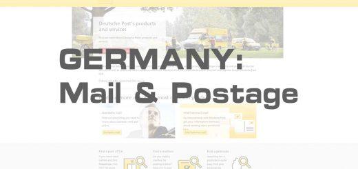 DEUTSCHE POST -- The German postal service and international courier