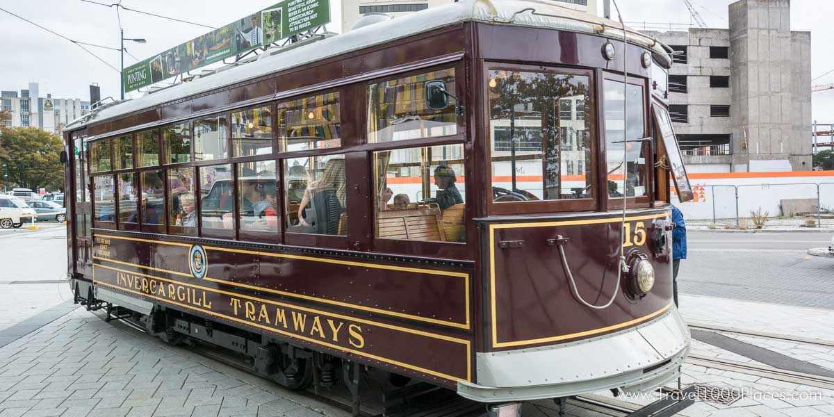 Christchurch Tramways