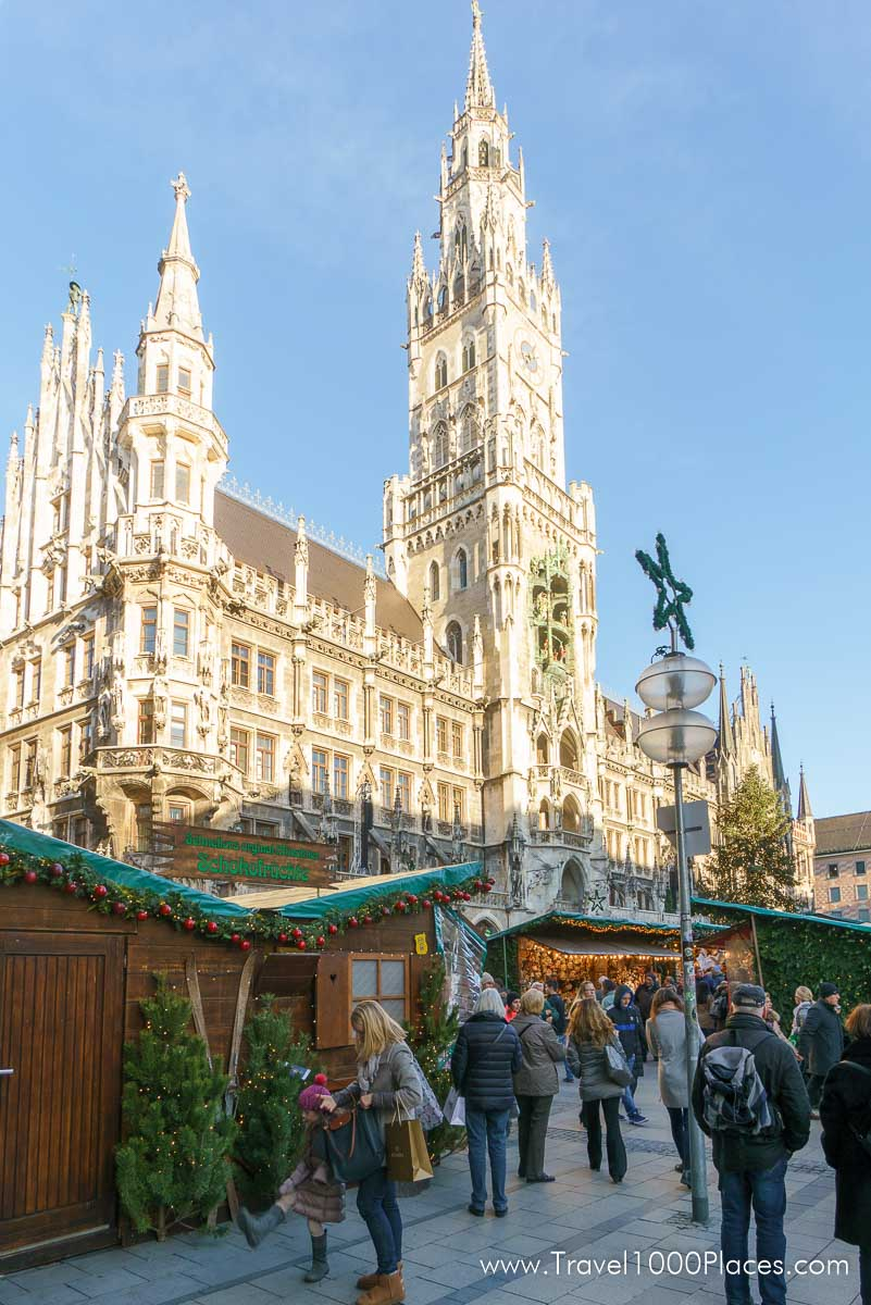 Munich Christmas Market.Munich S Christmas Markets Travel1000places Travel