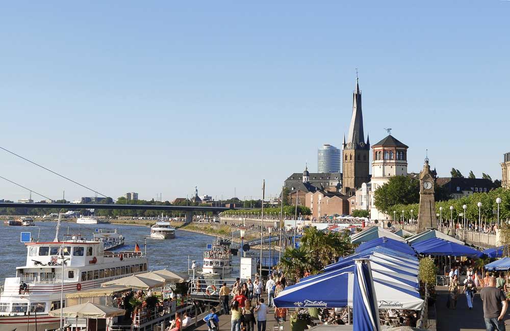 Rhine River Promenade (photo: DMT)