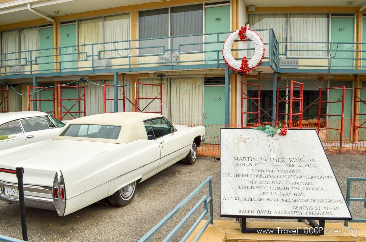 Lorraine Motel, Memphis, Tennessee