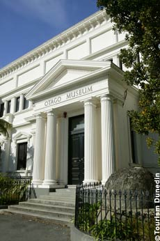 Otago-Museum, Dunedin, New Zealand (photo: Tourism Dunedin)