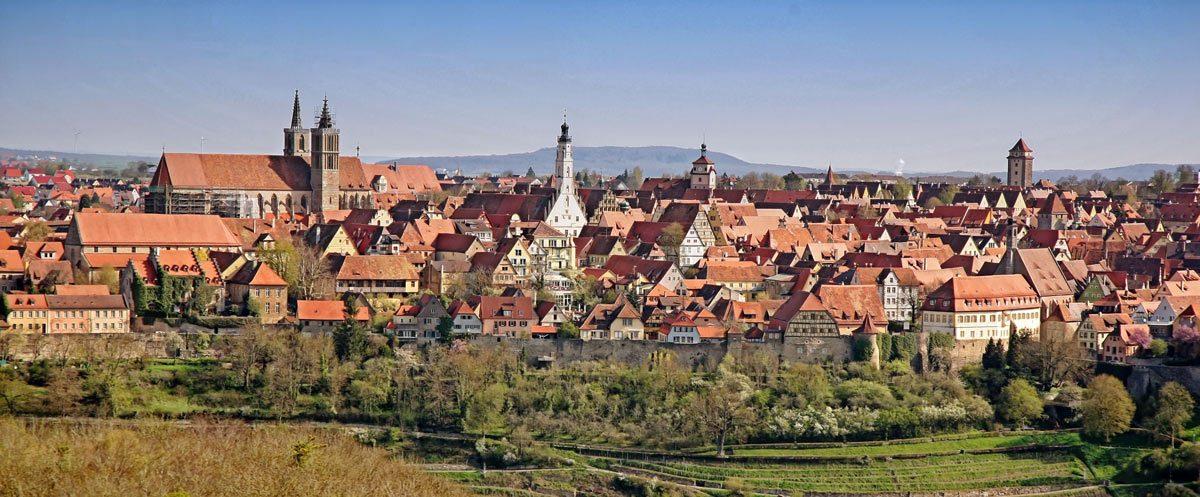 Rothenburg ob der Tauber (photo: Rothenburg Tourismus Service, Pfitzinger)