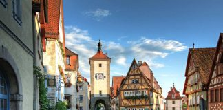 Plönlein Rothenburg ob der Tauber (photo: Rothenburg Tourismus Service, Pfitzinger)