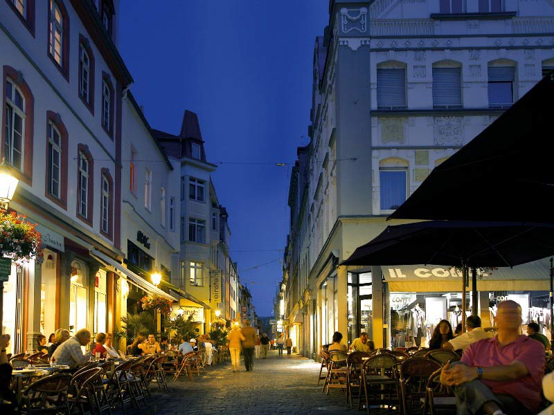 Firmungstrasse, Koblenz (photo: Koblenz Touristik)