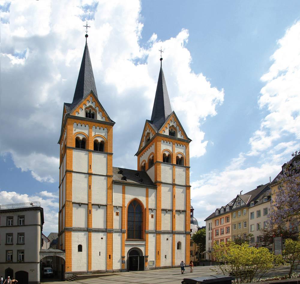 Florinskirche (photo: Koblenz Touristik)