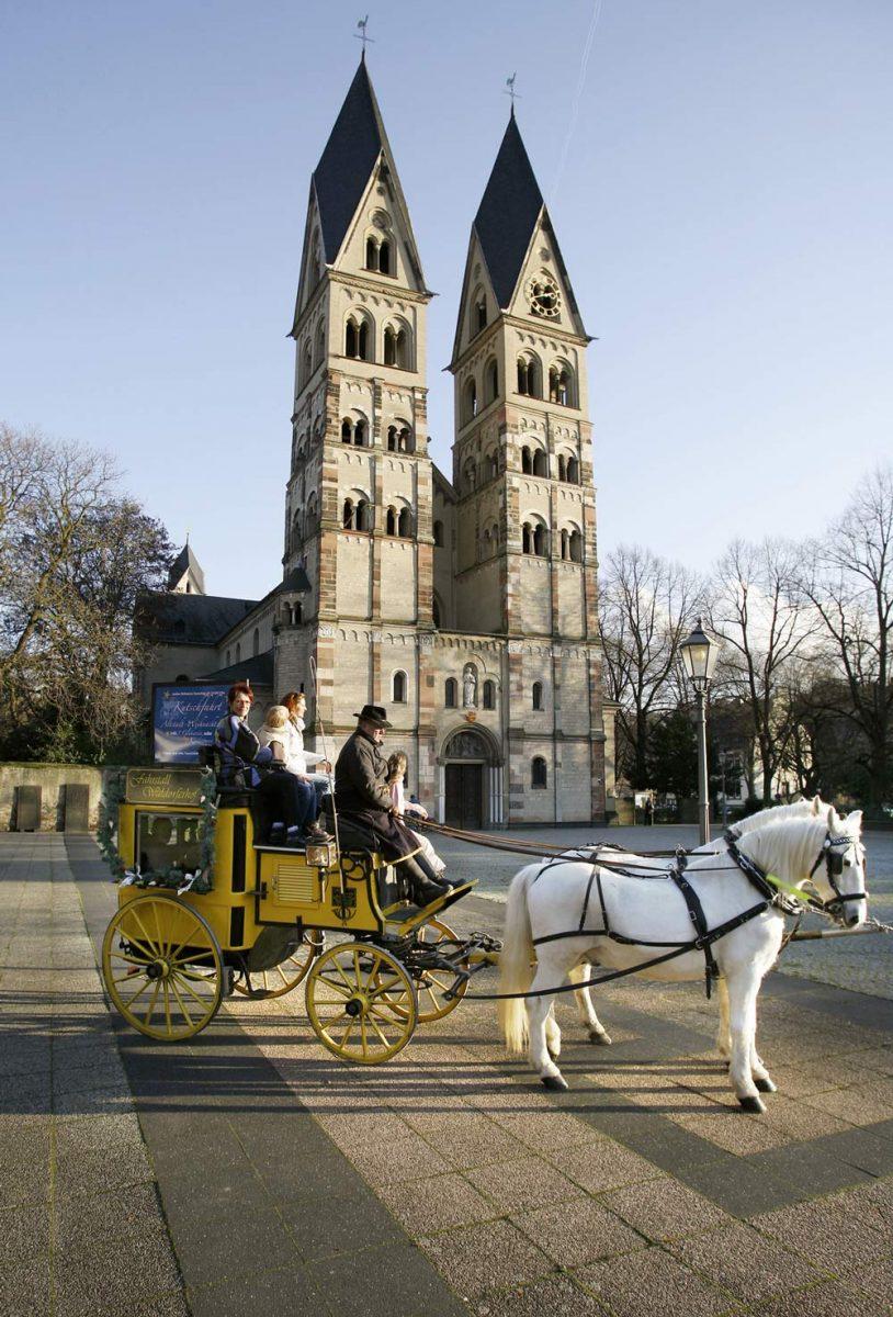 St. Kastor, Koblenz (photo: Koblenz Touristik)