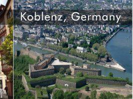 Koblenz, Germany (photos: Koblenz Touristik)