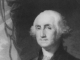 George Washington, 1st President of the United States