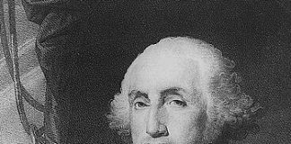 George Washington, 1st President of the United States