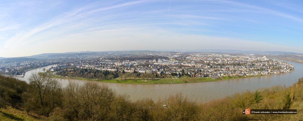Koblenz Panorama (photo: www.frankschrader.us)