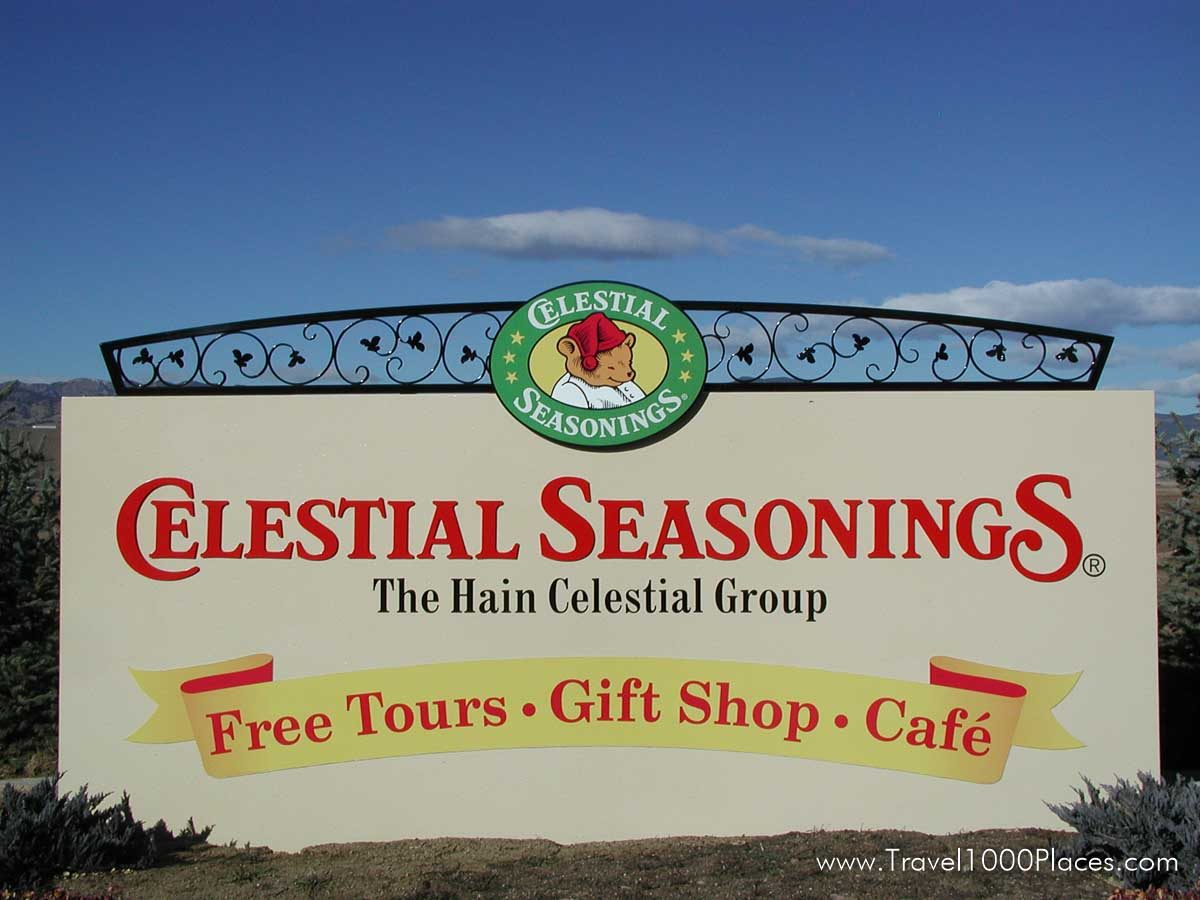 Celestial Seasonings, Tea company in Boulder, Colorado
