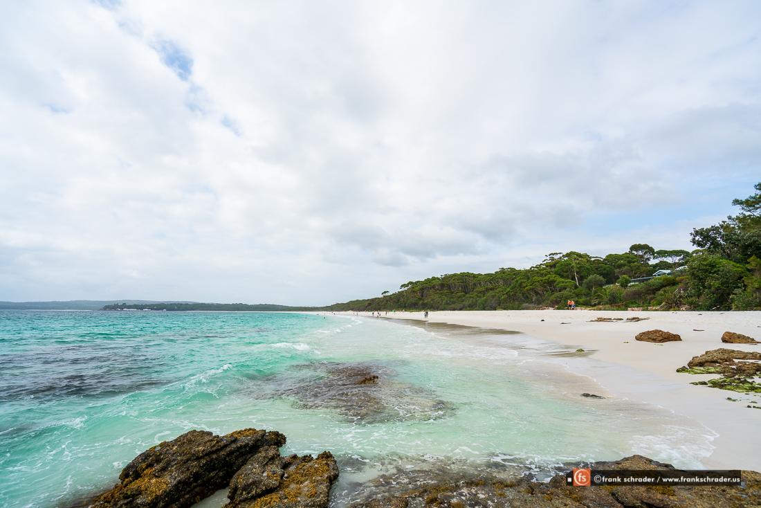 Hyams Beach, Jervis Bay, NSW, Australia