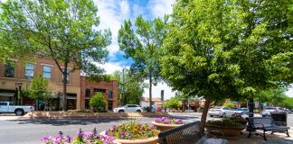 Downtown -- Longmont, Colorado