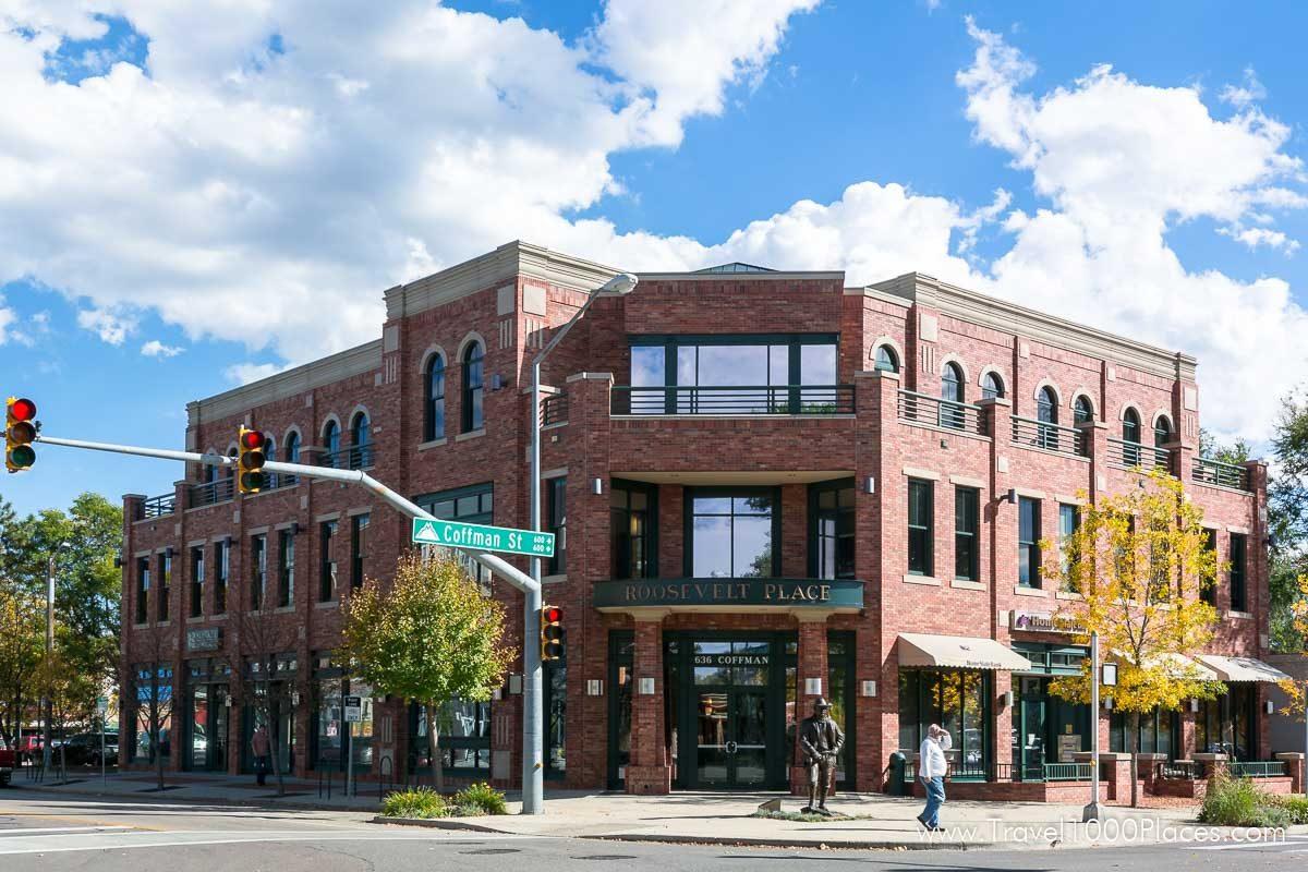 Downtown -- Longmont, Colorado
