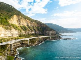 Sea Cliff Bridge, NSW, Australia