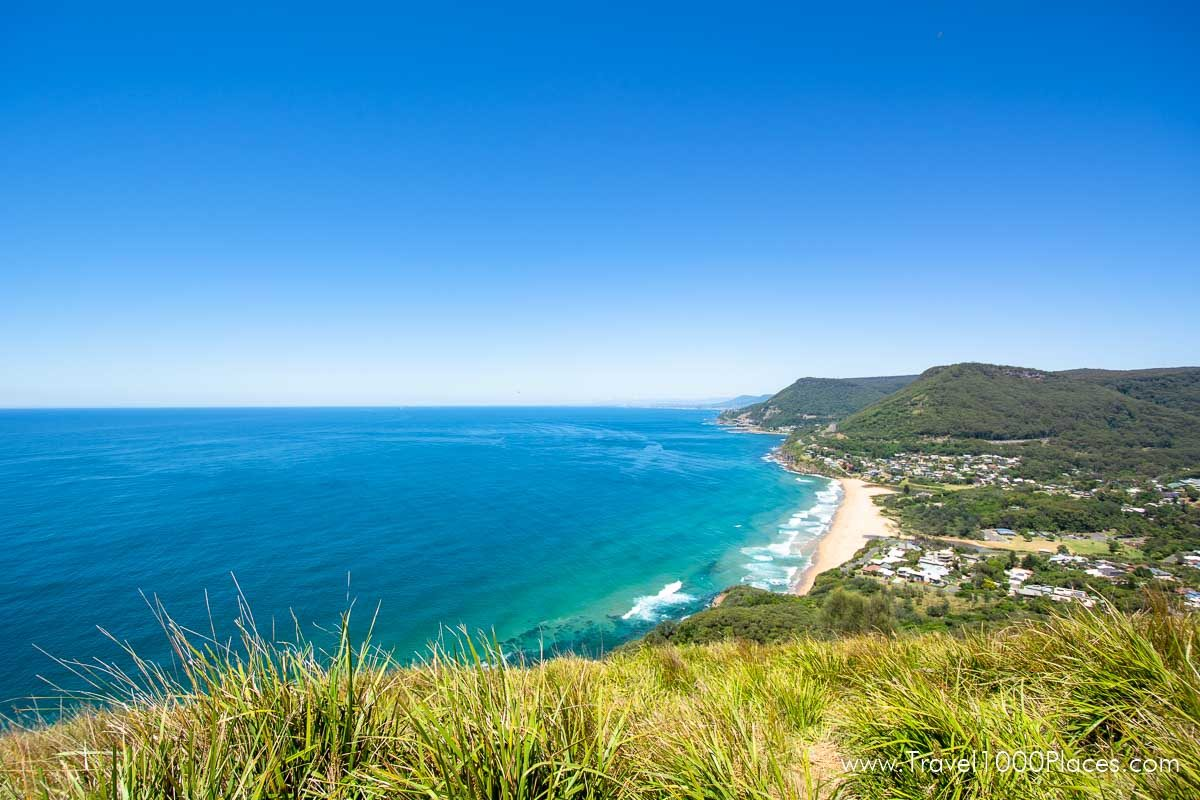 Stanwell Tops View, direction South.