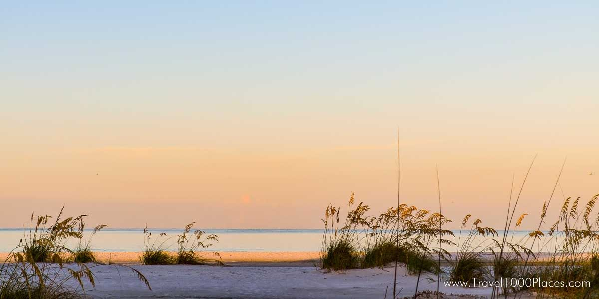 Sunset - Anna Maria Island, Florida, USA
