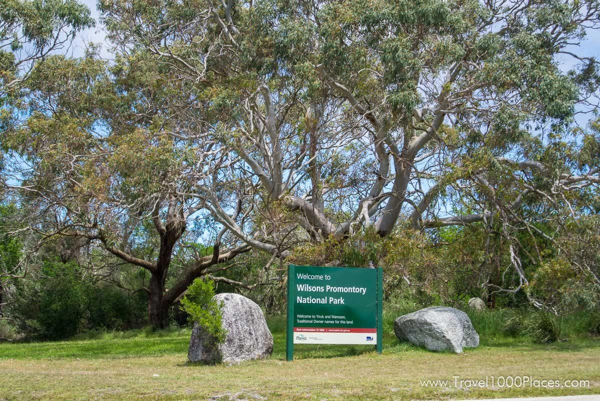 Wilson Promontory National Park, Victoria, Australia