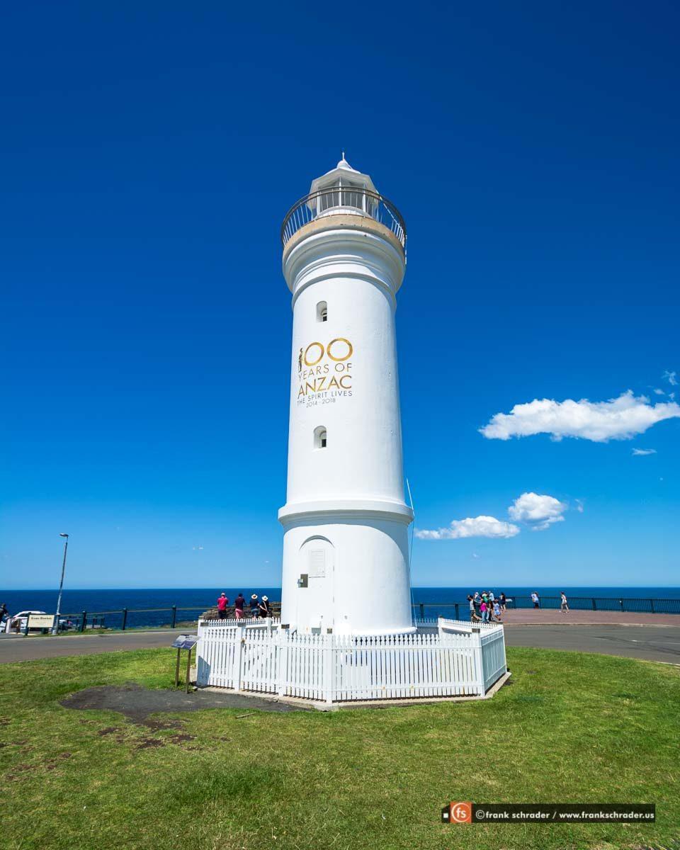 Kiama Lighthouse, NSW, Australia (photo: www.frankschrader.us)