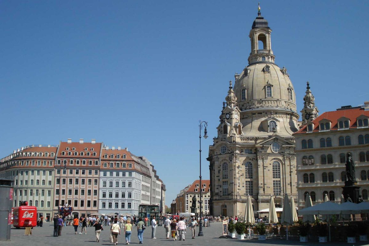 Frauenkirche Dresden (photo: Kay Körner, Dresden (Saxony) [CC BY-SA 2.5 (https://creativecommons.org/licenses/by-sa/2.5)])