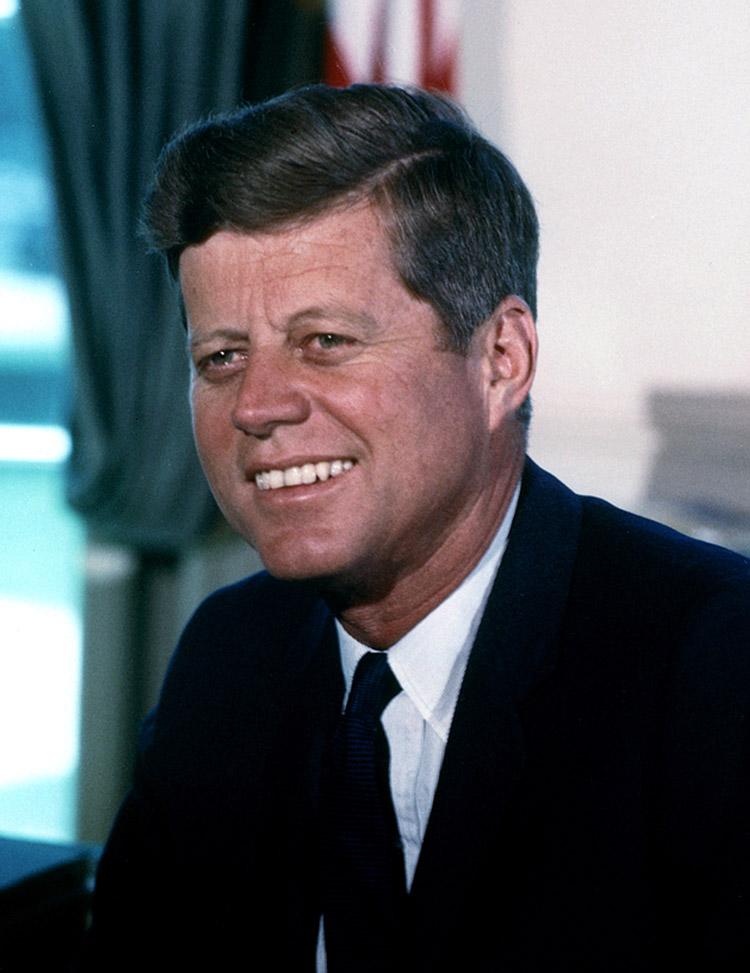 John F Kennedy, 35th president