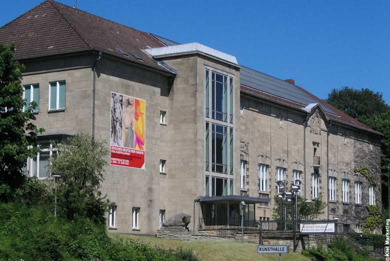 Art Museum / Kunsthalle Kiel