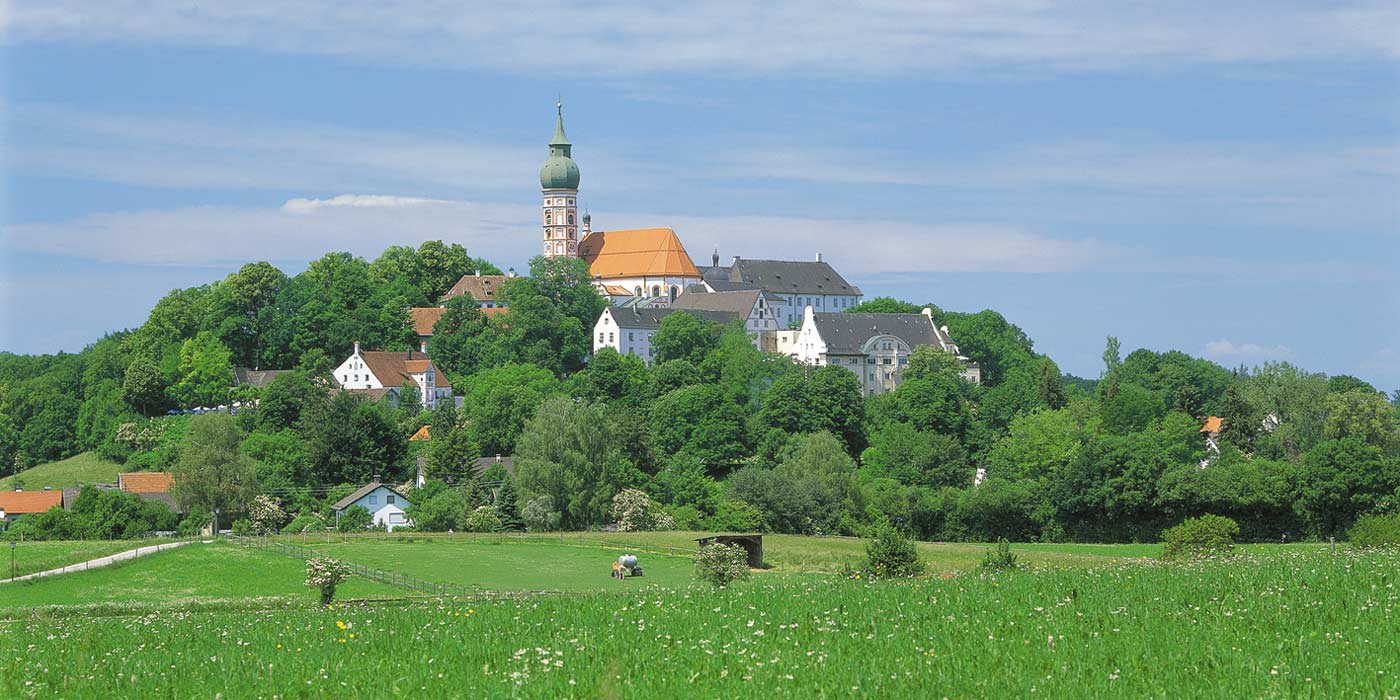 Andechs Abbey (Foto: Kloster Andechs / Thomas Schmid)