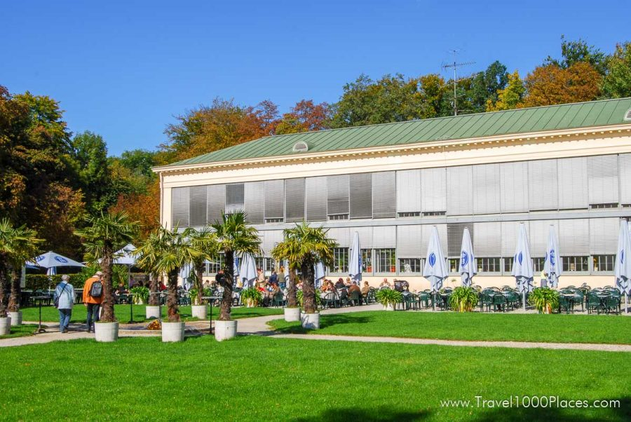 Botanical Garden and Cafe