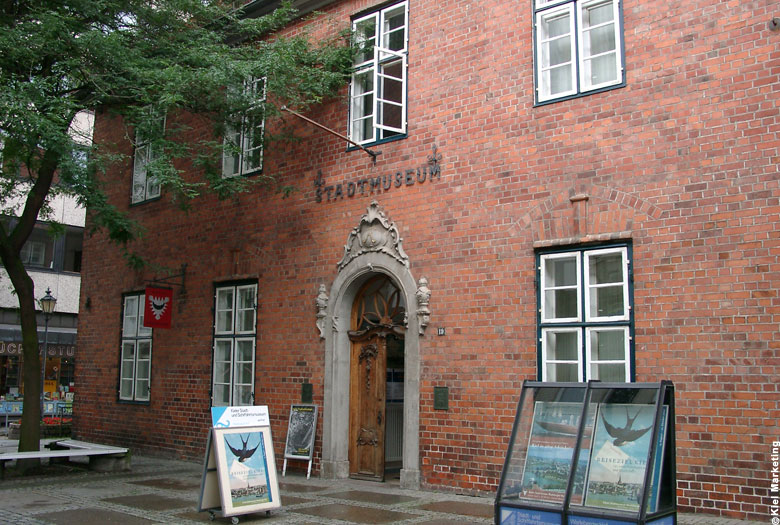 Warleberger Hof Stadtmuseum Kiel (City Museum)