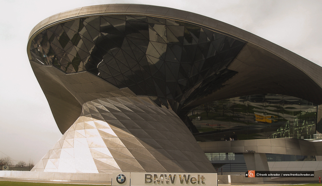 BMW Welt / BMW World (photo: www.frankschrader.us)