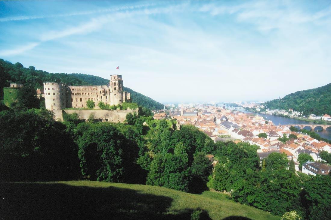 Heidelberg Castle, Germany (photo: Heidelberg Tourism)