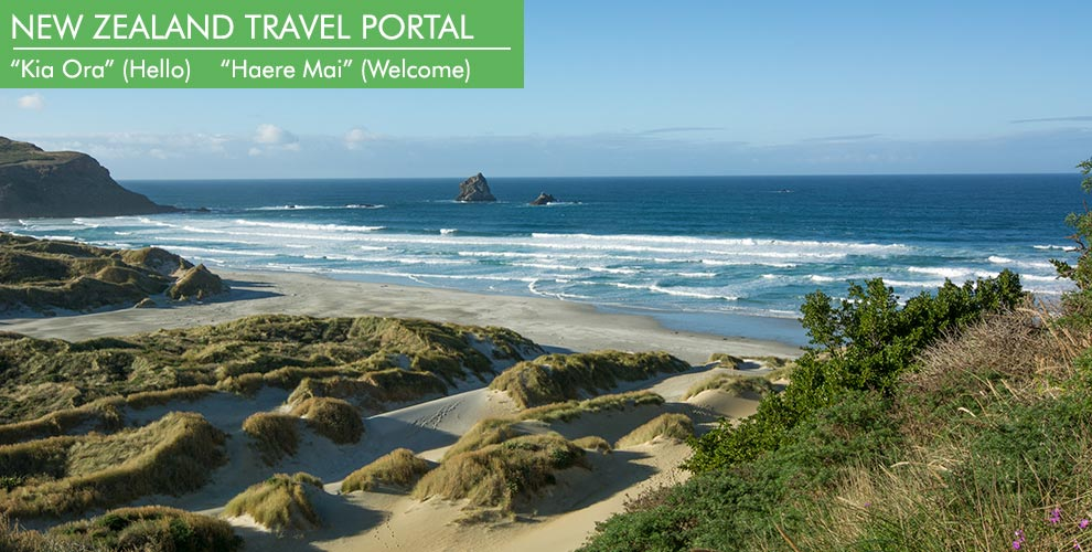 New Zealand Travel Portal