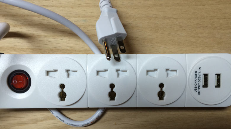International Power Strip