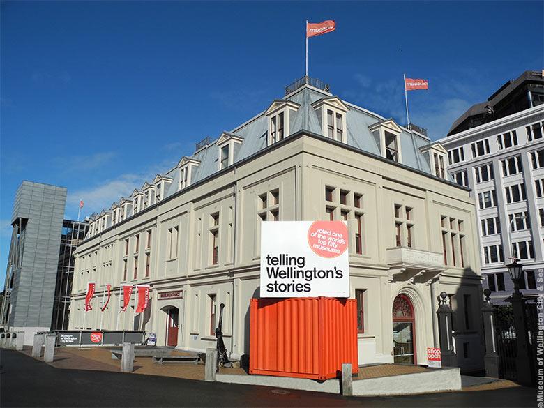 Museum of Wellington City & Sea
