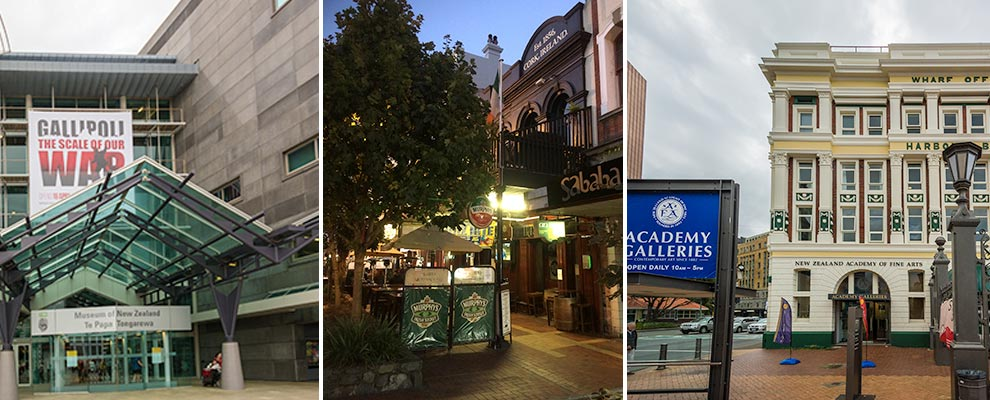 Wellington, Capital city of New Zealand