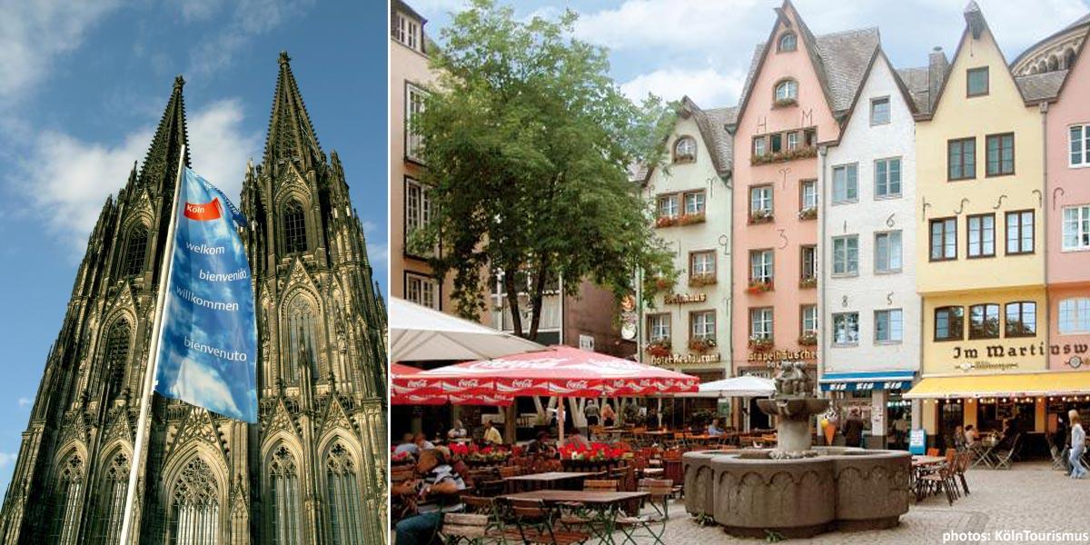 Cologne, Germany (photo: KölnTourismus)
