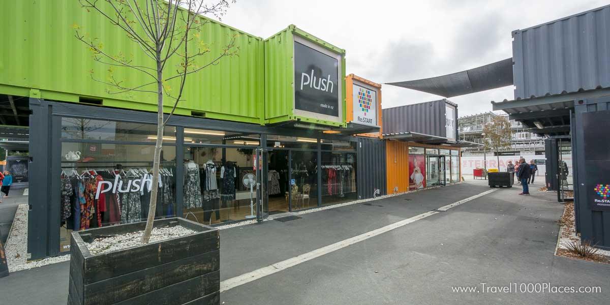 reSTART project in Christchurch