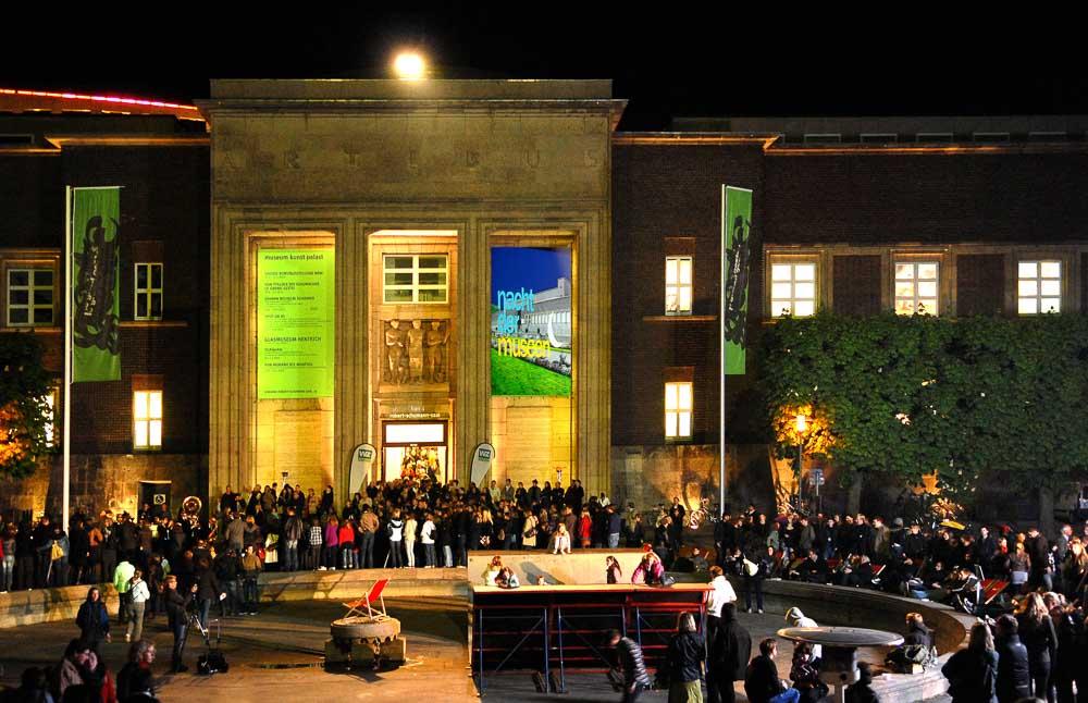 Düsseldorf Nacht der Museen (photo: DMT)
